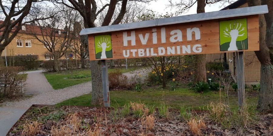 Hvilan gymnasium