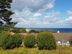 Magnifik utsikt från huset
